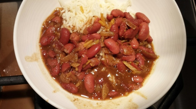 Raajma and Rice