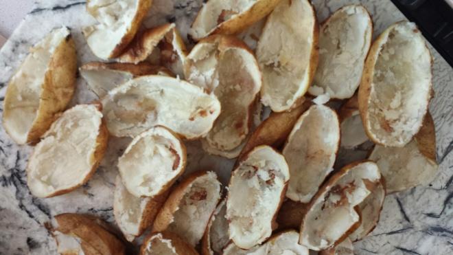 Potato Shells